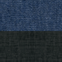 Indigo Denim Crosshatch